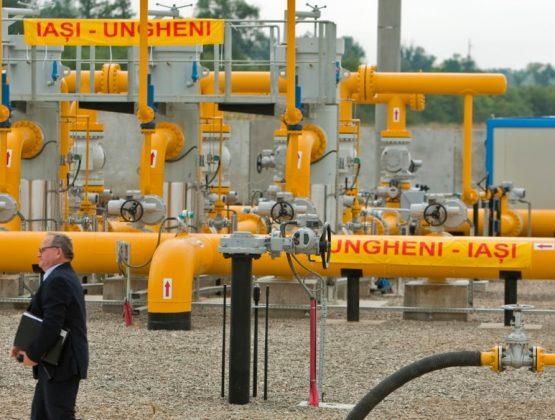 С 1 октября увеличится пропускная способность газопровода Яссы-Унгень