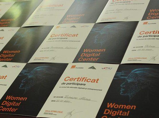 Центр «CONTACT-Cahul» отмечает выпуск 194 участниц своего проекта