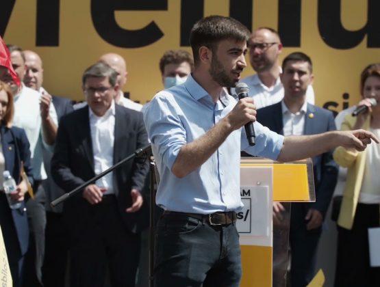 Самый молодой депутат в истории Молдовы войдет в новый парламент