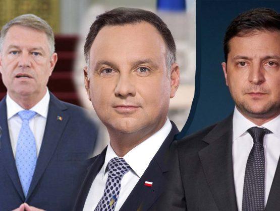 В День независимости Молдову посетят Зеленский, Дуда и Йоханнис