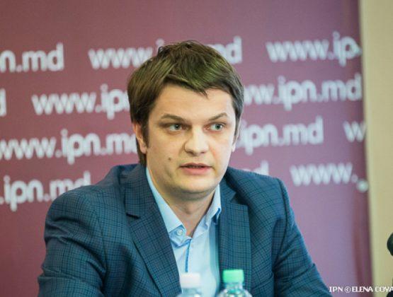 Андрей Спыну: Контракт на поставку газа не должен быть политическим предметом