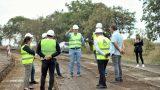 АНДРЕЙ СПЫНУ: «Трасса  M3 Кишинев — Джурджулешты будет завершена в сентябре 2022 года»