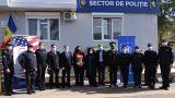 Отремонтирован полицейский участок муниципалитета Кагул