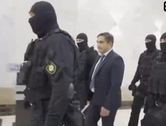 Задержан Александр Стояногло